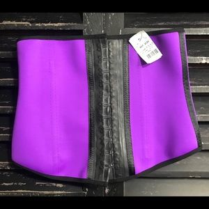 ANN CHERY 2026 Latex Waist Training Girdle